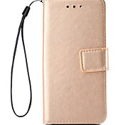 For Samsung A710 Card Holder with Stand Flip Case Full Body Case Solid Color Hard PU Leather for A510 A310