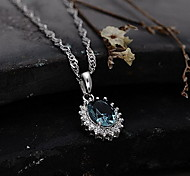 Pendants Crystal Agate Simulated Diamond Basic Green Jewelry Daily Casual 1pc