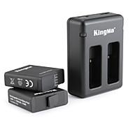 KingMa® Charger батарея For Gopro Hero 5 Дайвинг Велоспорт