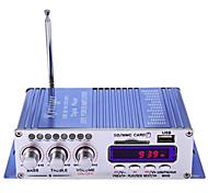 HY - 502 Hi-Fi LED Car Stereo Amplifier
