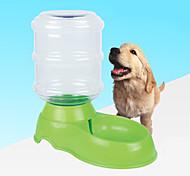 Dog Bowls & Water Bottles Pet Bowls & Feeding Reflective Green