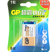 GP GP1604A-L1 9V Alkaline Battery  1 Pack