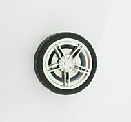 Crab Kingdom® Rubber Wheel 40*3MM The Wheels