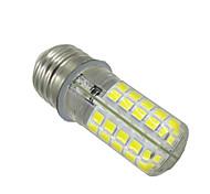 YWXLight® Dimmable E27 G9 BA15D E14 5W 80LED 5730SMD 400-500 LM Cool White Warm White LED Silica Gel Corn Lamp (AC 110V/AC 220V)