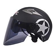 GXT m11 мотоцикл половина шлем двойной линзы Харли солнцезащитный шлем летом унисекс подходит для 55-61cm с длинными чай зеркало линзы