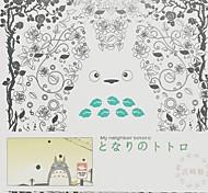 My Neighbor Totoro Coloring Book