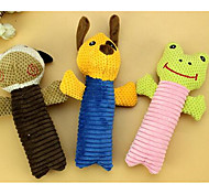 Dog Toy Pet Toys Squeaking Toy Squeak / Squeaking Rainbow Rubber