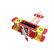 Toys For Boys Discovery Toys Solar Powered Toys Fighter Wood Red