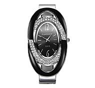 Women's Wrist watch Casual Watch Quartz Alloy Band Silver
