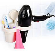 Set di accessori per il bagno Mensola del bagno Porta spazzolini / PlasticaPlastica /Moderno