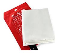 1,2 x 1,2 m in fibra compoite gla materiale coperta antincendio ad alta temperatura del prodotto reitance icurezza