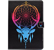 Per Custodie cover Con supporto Fantasia/disegno Integrale Custodia Animali Resistente Similpelle per Apple iPad Air 2 iPad Air