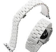 42mm Ceramic Bracelet Watch Band Strap Wristband For Apple Watch iWatch 1/series 2