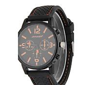 Masculino Relógio Esportivo Relógio Elegante Relógio de Moda Relógio de Pulso Quartzo Calendário Resistente ao Choque Mostrador Grande
