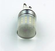 3W G9 Luminárias de LED  Duplo-Pin T 48 SMD 3014 400 lm Branco Frio Decorativa AC220 V 1 pç
