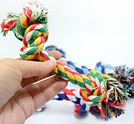 Cat Toy Dog Toy Pet Toys Chew Toy Interactive Teeth Cleaning Toy Cartoon Rope Dog Durable Woven Halloween Cotton