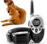 Коты Собаки Тренировочные ошейники для собак Регулируется/Выдвижной Пульт управления Электроника/Электрический Тренировки Вибрация Твердый