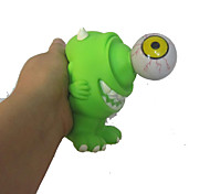 Decompression Doll Stress Relievers Novelty & Gag Toys Toys Rubber Green