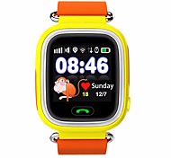 IPS Smartwatch GPS Kids Touch Screen Waterproof Position SOS Location Finder Kid Anti Lost Monitor Smart watch GPS