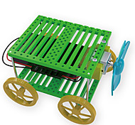 Toys For Boys Discovery Toys DIY KIT Educational Toy Vehicle Windmill ABS Green