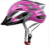 Sports Unisex Bike Helmet 21 Vents Cycling Cycling Mountain Cycling Road Cycling Recreational Cycling PC EPS Yellow Red Blue Purple