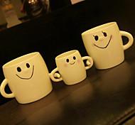 Desenho Artigos para Bebida, 300 ml Decoração presente namorada Cerâmica Suco Leite Canecas de Café