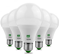5Pcs YWXLight® E27 5730SMD 9W 18LED 700-850Lm Warm White Cool White Super High Brightness LED Bulb (AC/DC 12-24V)