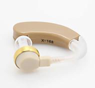 х-186 лучший цифровой слуховой Объем средств регулируемый тон повесить ухо звук усилитель аудифона