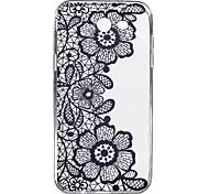For Samsung Galaxy J7 J5 (2017) Case Cover Three Chrysanthemums Pattern High Penetration TPU Material Phone Case J3(2017) J7 J5 J3 (2016)J7 J5 J3