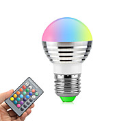 1Pcs Lovely 16 Colors Rgb Decor Atmosphere Led Night Light   Led Lamp Spotlight Bulb  Ir Remote
