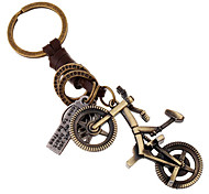 Key Chain Bicycle Key Chain Bronze Metal