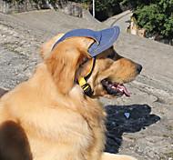 Собака Банданы и шляпы Одежда для собак Спорт Джинсы Синий