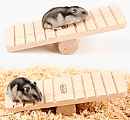 Hamster toys the seesaw interactive Leisure sports non-slip Villa accessories