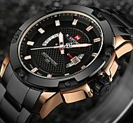 Мужской Дети Спортивные часы Армейские часы Нарядные часы Модные часы Наручные часы Часы-браслет Цифровой Японский кварцLED Календарь