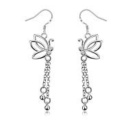 XU Women Fashion Butterfly Eardrop