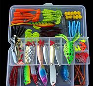 1 pçs Isco Suave / Amostras moles Cores Aleatórias 2 g Onça mm polegada,Plástico Pesca Geral