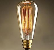 ST64 e27 25W Edison Art Deco-Licht (220 V)