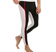 Per uomo Corsa Leggings Pantalone/Sovrapantaloni Pantaloni Traspirante Primavera Estate AutunnoBoxe Skate Attività ricreative Badminton