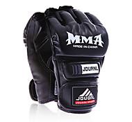 Боксерские перчатки Тренировочные боксерские перчатки для Бокс Без пальцев Водонепроницаемый Ударопрочность Износостойкий Защитный PUУлун