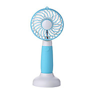 Office Desk Small Fan Portable Handheld Mini Fan Creative Dual Purpose Fan USB Charger Wireless Small Fan