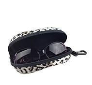 Pulisci occhiali per Contenitori da viaggio Similpelle Plastica