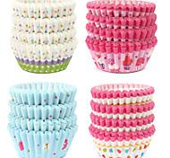 Bandejas Para Bolo para Cupcake em botão Papel Bricolage Ecológico
