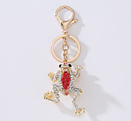 The New Model Car Bag Key Ring The Fashion Frog Metal Idea To Drill Key Ring