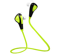 Newmine NM-SL81 Mobile Earphone for Cellphone Sports Fitness In-Ear Bluetooth TPE V4.1 With Microphone Volume Control Noise-Cancelling