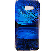 For Samsung Galaxy A3 A5 (2017) Case Cover Landscape Pattern HD Painted TPU Material IMD Process Phone Case A7 (2017) A3 A5 (2016) A3 A5