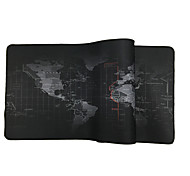 Big World Map Mouse Pad