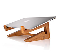 For MacBook iPad Tablet PC  Laptop Stand Holder Wooden Steady laptop stand Helps to Dissipate Heat