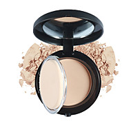 1Pc Pressed Powder Face Makeup Cream Foundation Matte Waterproof Moisture Concealer Palette Contouring Base Make Up Cosmetic Set