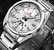 Мужской Спортивные часы Армейские часы Нарядные часы Модные часы Повседневные часы Наручные часы Часы-браслет Японский КварцевыйЗащита от