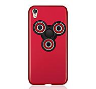 For OPPO R9 Case Cover Fidget Spinner Pattern Back Cover Case 3D Cartoon Hard PC
